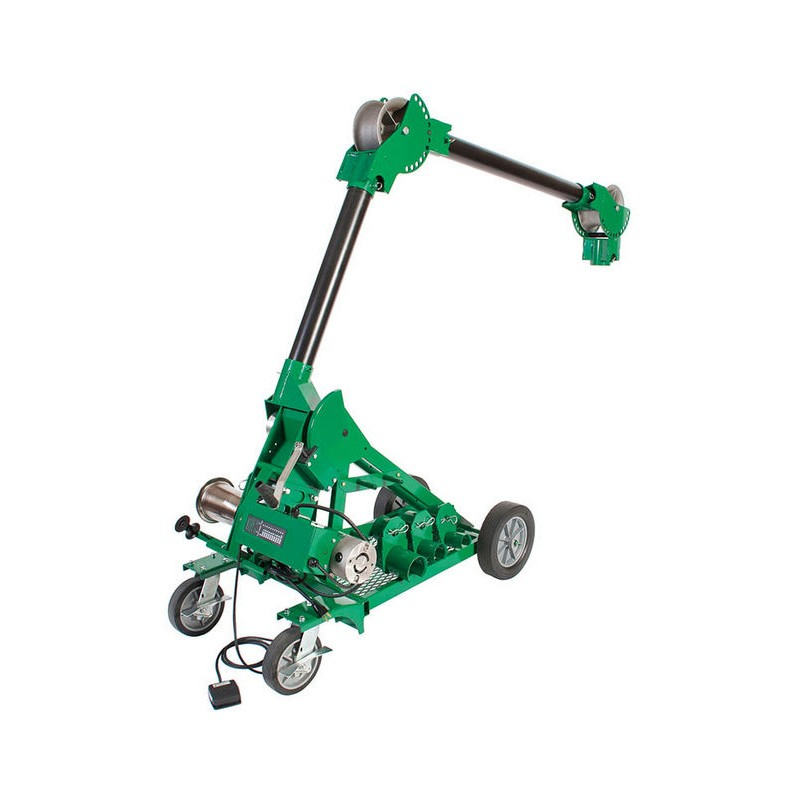 Cable Pullers Rental | Electrical Contracting Tool & Equipment ...