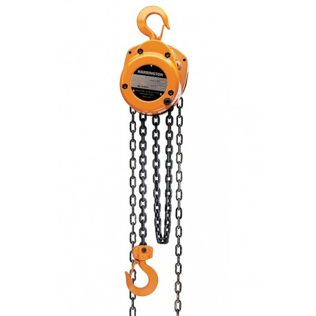 MANUAL HOISTS 1/2 – 50 TON